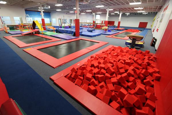 Garden city gymnastics center for 400 garden city plaza