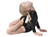 gymnast girl