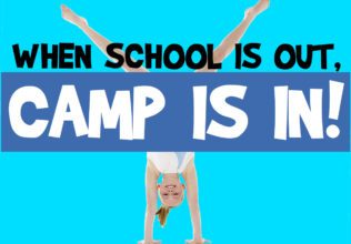 Schools out camp copy