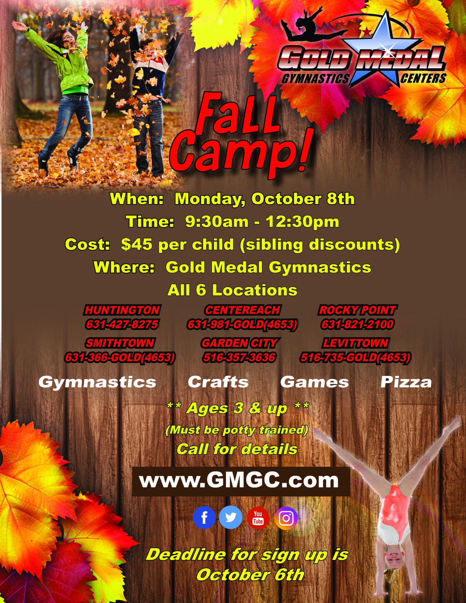 Long Island Gymnastics Center Huntington NY, Suffolk County NY ...