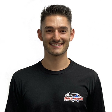 Mr Vincent Scarduzio USAG Girls Team Coach