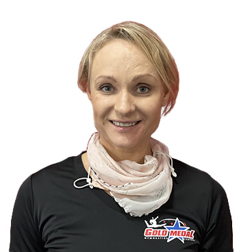 Ms Oksana Suvalova USAG Head Coach